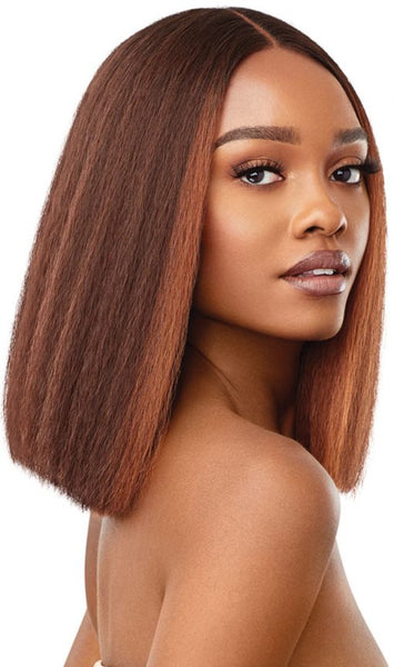 Outre Synthetic HD Lace Front Wig - Annie Bob 12 Inches