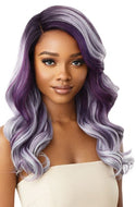 Outre Color Bomb Synthetic Lace Front Wig - Zoey