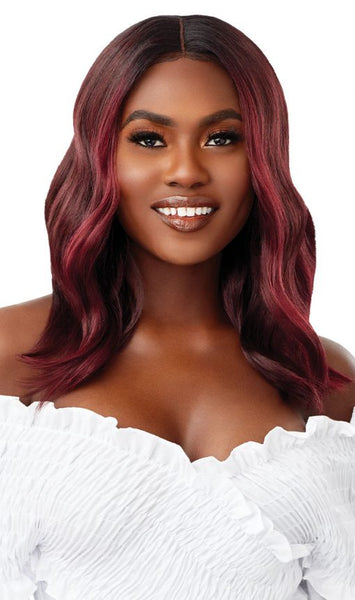 Outre Every Wear HD Synthetic Lace Front Wig - Every 8