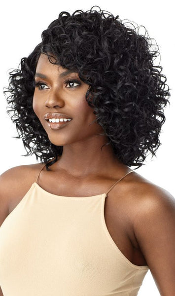 "Outre Synthetic HD 5"" Deep Part Lace Front Wig - Kameera"