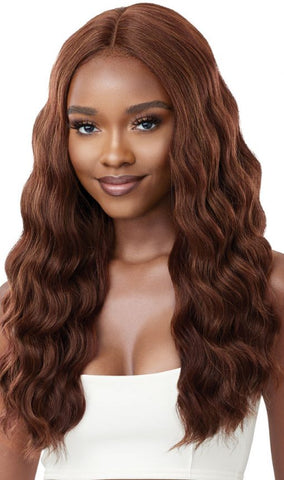 Outre Synthetic HD Lace Front Wig - Kitana