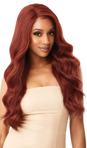 Outre Synthetic HD Lace Front Wig - Lilia