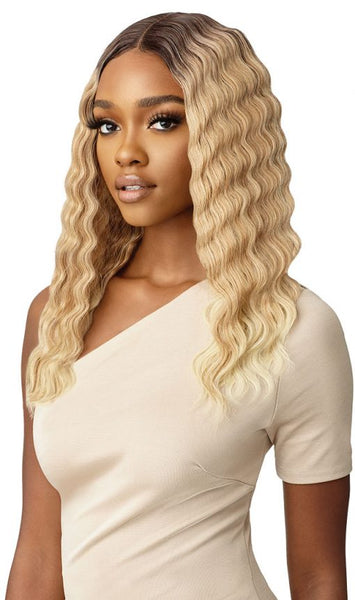 Outre Melted Hairline HD Synthetic Lace Front Wig - Lucy