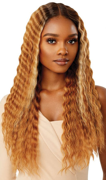 Outre Melted Hairline HD Synthetic Lace Front Wig - Lilyana