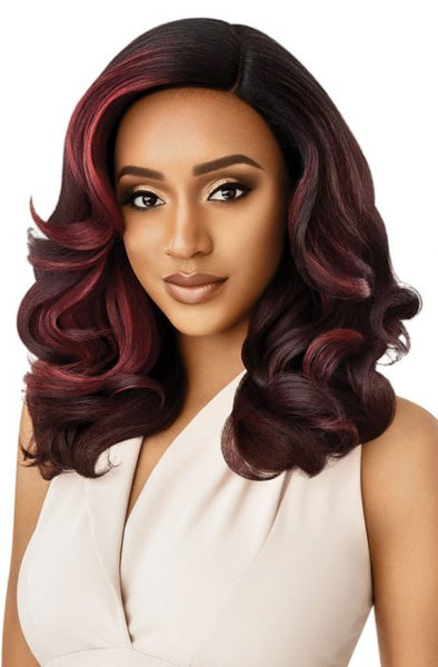 Outre Soft & Natural Synthetic Lace Front Wig - Neesha 205