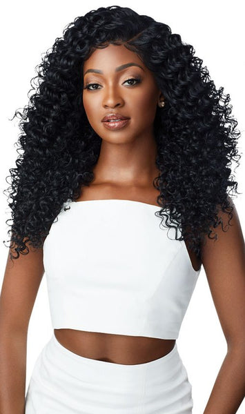 Outre Perfect Hairline 13X6 Hand-Tied HD Synthetic Lace Front Wig - Dominica