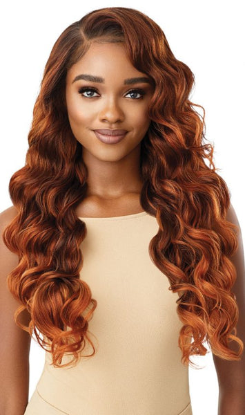Outre Perfect Hairline 13X6 Hand-Tied HD Synthetic Lace Front Wig - Charisma