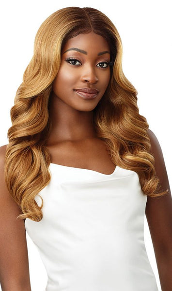 Outre Perfect Hairline 13X6 Hand-Tied HD Synthetic Lace Front Wig - Evona