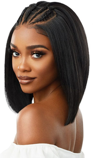 Outre Perfect Hairline 13X4 Hand-Tied HD Synthetic Lace Front Wig - Jenisse