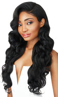 Outre Perfect Hairline 13X6 Hand-Tied Synthetic Lace Front Wig - Lana - Beauty Empire