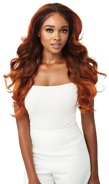 Outre Perfect Hairline 13X6 Hand-Tied Faux Scalp HD Synthetic Lace Front Wig - Laurel