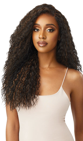 Outre Perfect Hairline 13X6 Hand-Tied Synthetic Lace Front Wig - Yvette