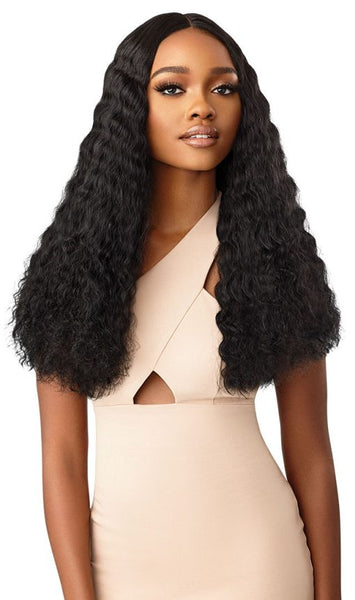 Outre Synthetic HD Lace Front Wig - Solana
