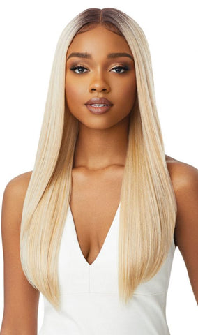 Outre Sleeklay Part Synthetic Lace Front Wig - Chanelle
