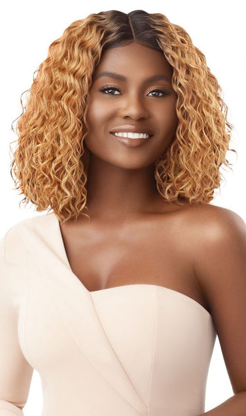 Outre Synthetic HD Lace Front Wig - Yanara