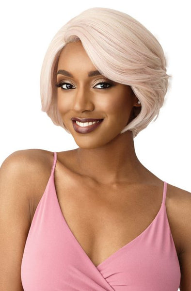 Outre Swiss L-Part Synthetic Lace Front Wig - Mercy