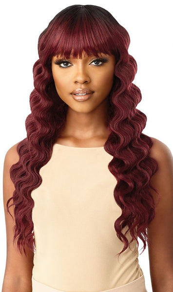 Outre Wig Pop Synthetic Wig - Tannis