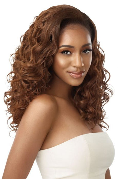 Outre Quick Weave Synthetic Half Wig - Dondria