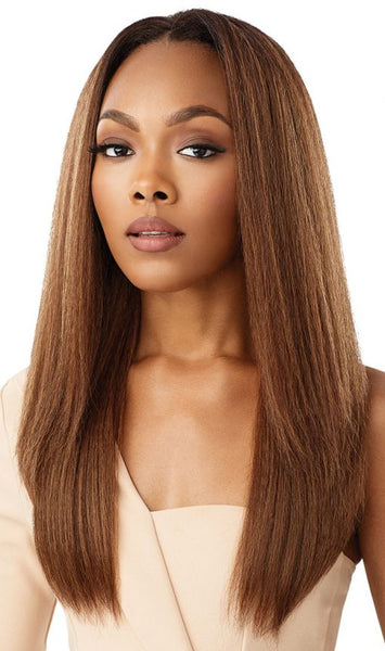 Outre Quick Weave Synthetic Half Wig - Neesha H302
