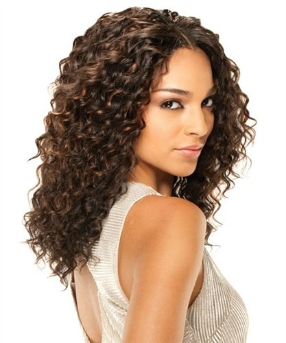 Moisture Rain Indian Remy Wet and Wavy 4 Pieces - Loose Deep - Beauty EmpireShake N Go - 1