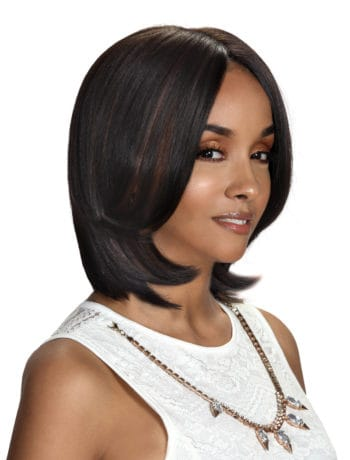 Zury Sis Slay Synthetic Lace Front Wig ‑ Sandy - Beauty Empire
