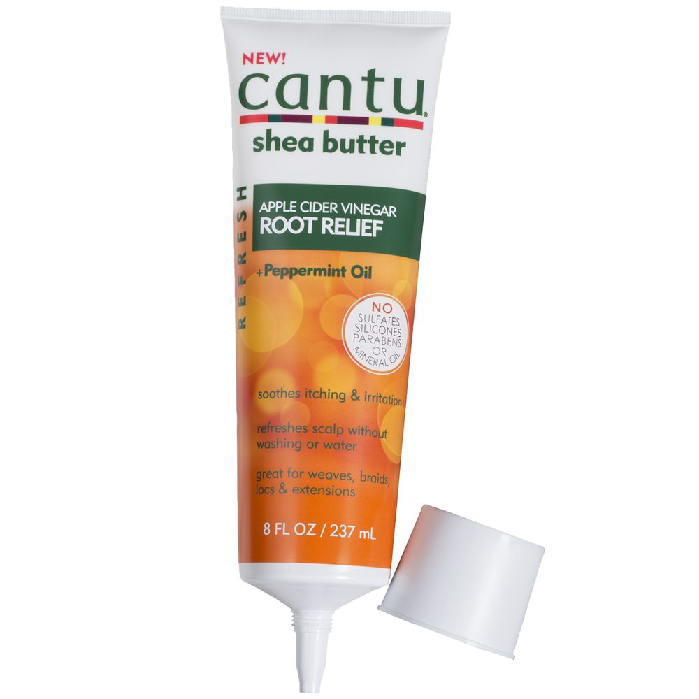 Cantu Apple Cider Vinegar Root Relief (8 Oz) - Beauty Empire