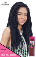 Mayde Beauty Cuban Twist Braid 18 Inches - Beauty Empire