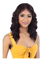 Motown Tress Let's Lace HD Deep Part Lace Front Wig - LDP Shaya