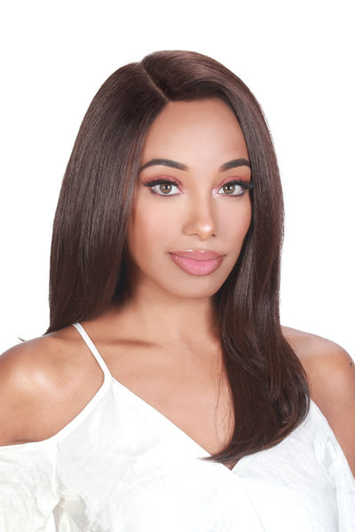 "Zury Sis Slay 6"" Half Moon Part Lace Front Wig - Fia - Beauty Empire"