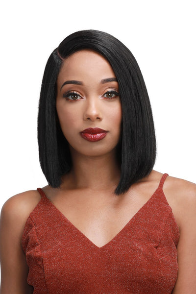 "Zury Sis Slay 6"" Half Moon Part Lace Front Wig - Gia - Beauty Empire"