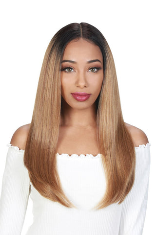 Zury Sis Flawless Pre-Tweezed Royal Swiss Lace Front Wig - Hope