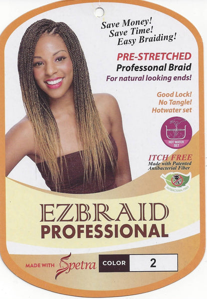 I & I Oh! Yes Hair Professional EZ Braiding Hair