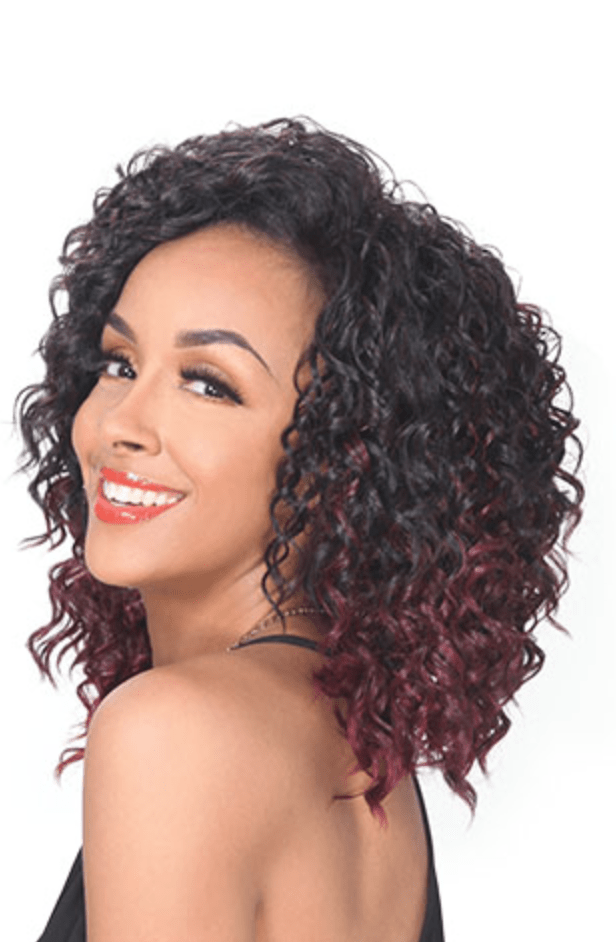 Zury Reversible Half Wig - CF-H RV Kelly - Beauty EmpireZury - 1