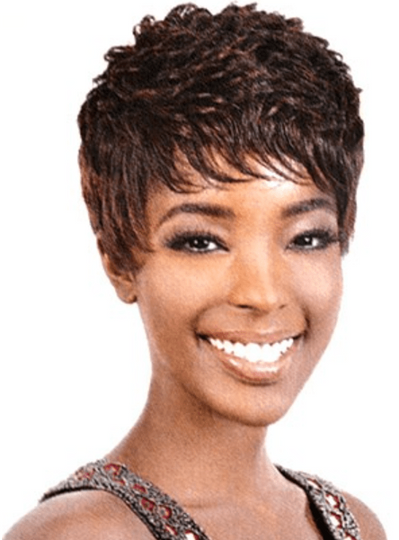 Motown Tress Curlable Wig - Cameo - Beauty Empire