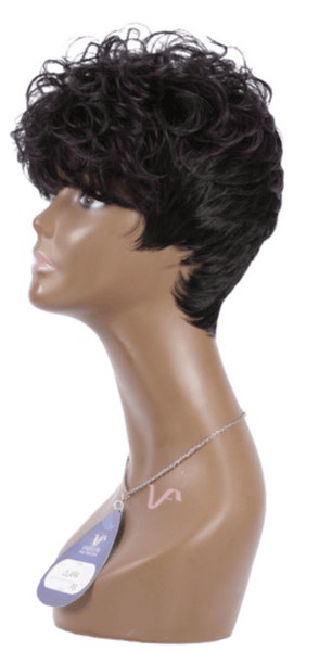 Vivica A. Fox Pure Stretch Cap Synthetic Wig - Clara - Beauty Empire