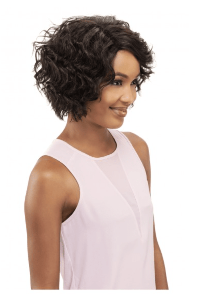 Vivica A Fox Pure Stretch Cap Human Hair Wig Sorbet