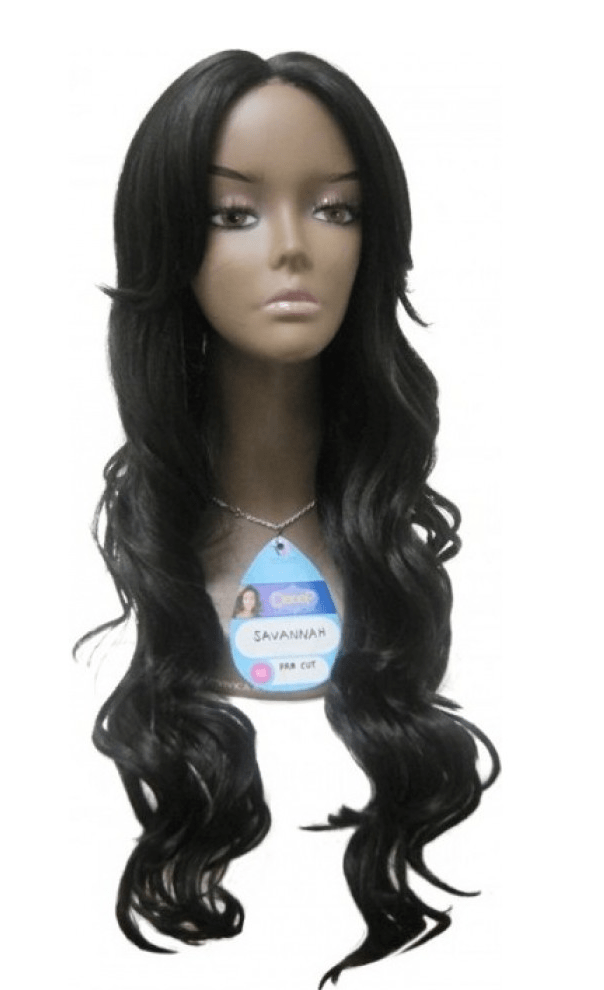 Vivica A. Fox Pre-Cut Lace Front Wig - Savannah - Beauty EmpireVivica A Fox - 1