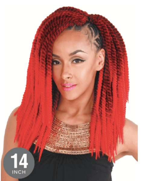 Zury Senegalese Twist Big Braid 14 Inches - Beauty EmpireZury