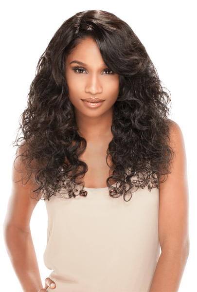Sensationnel Bare & Natural Brazilian Lace Wig - Natural Curly - Beauty EmpireSensationnel - 2