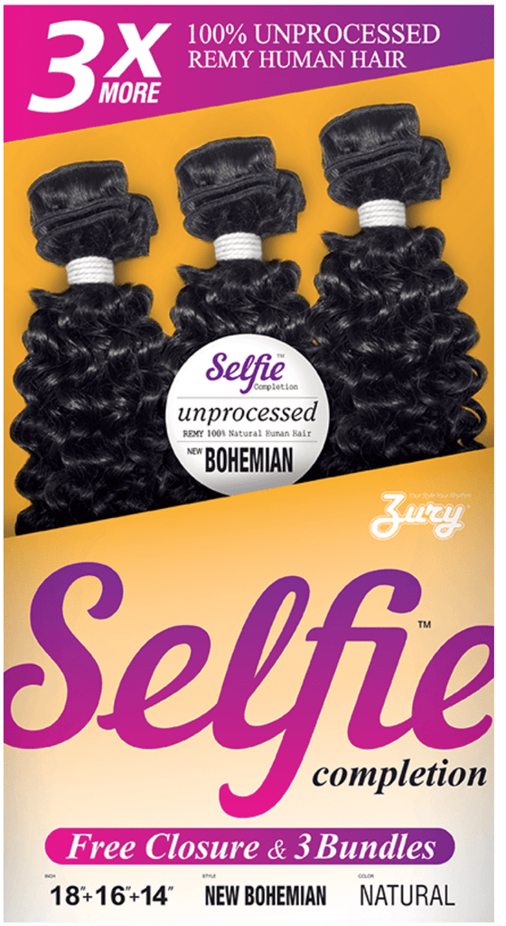 Zury Selfie Completion - New Bohemian - Beauty EmpireZury - 2
