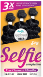 Zury Selfie Completion - Loose Deep - Beauty EmpireZury - 2