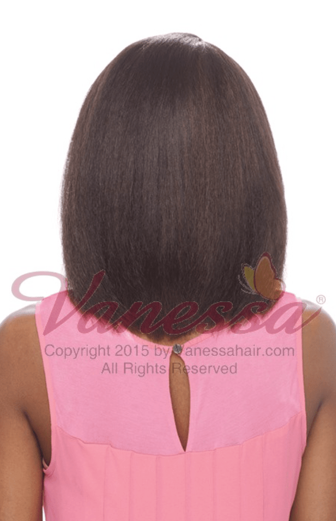 Vanessa Express Lace Front Wig - Top C-Side Hesby - Beauty EmpireVanessa - 4