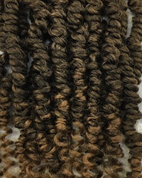 Mane Concept Afri-Naptural Pre-Stretched Crochet - Gorgeous Passion Twist 20 Inches - Beauty Empire