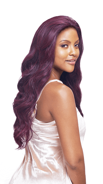 Vanessa Honey-2 Brazilian Human Hair Swissilk Lace Front Wig - T2HB Tagus - Beauty Empire