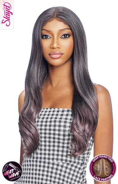 Vanessa Slay'd Synthetic Deep Part Lace Front Wig - TSC Priscilla