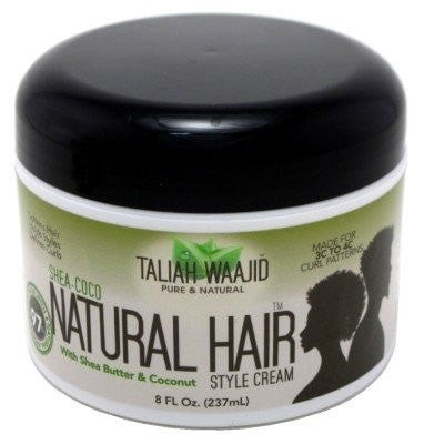 Taliah Waajid Shea-Coco Natural Hair Style Cream (8 oz) - Beauty Empire
