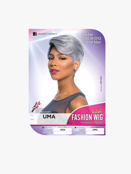 Sensationnel Instant Fashion Couture Synthetic Wig - Uma - Beauty Empire
