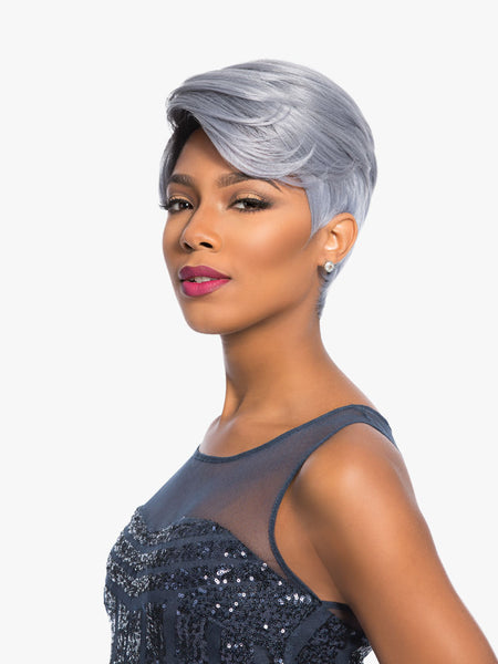 Sensationnel Instant Fashion Couture Synthetic Wig - Uma
