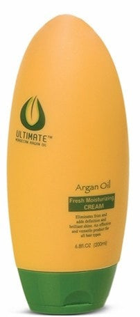 Ultimate Moroccan Argan Oil Fresh Moisturizing Cream (6.8 Oz) - Beauty Empire
