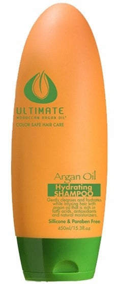 Ultimate Moroccan Argan Oil Hydrating Shampoo (15.3 Oz) - Beauty Empire